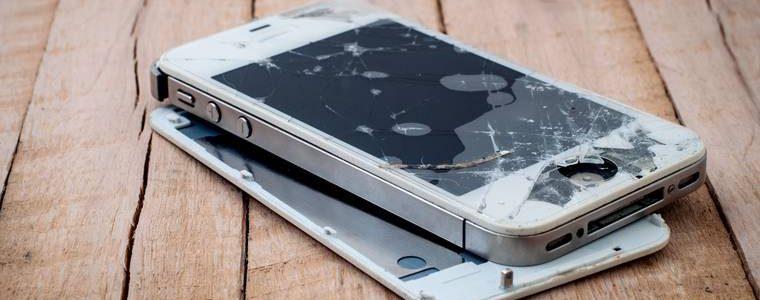 Schade aan je smartphone